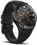 Ticwatch S2 Smartwatch Reloj Inteligente y Deportivo con Sistema Operativo Wear OS by Google 1.39' AMOLED GPS Integrado, Batería 415 mAh 5ATM Impermeable Duradero, Compatible con iPhone y Android