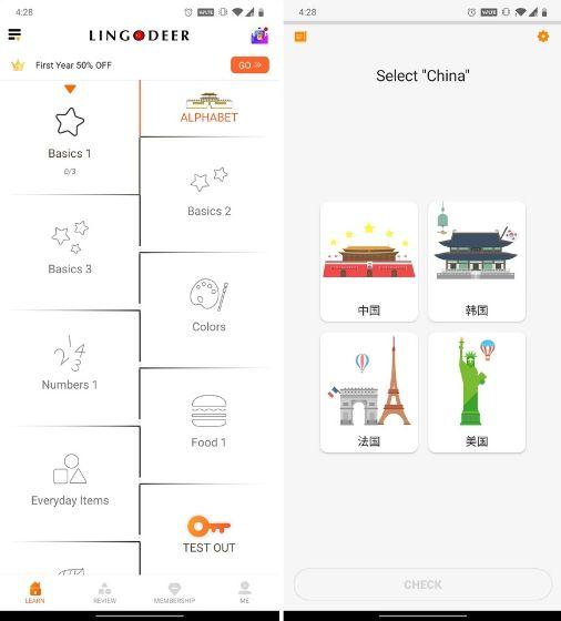 alternativas de Duolingo para aprender un nuevo idioma