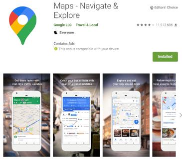 Cómo encontrar las coordenadas GPS en Android