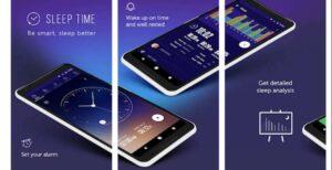 aplicacion control sueño android Ciclo de Sueño Despertador