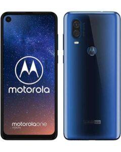 teléfono marca Motorola One Vision