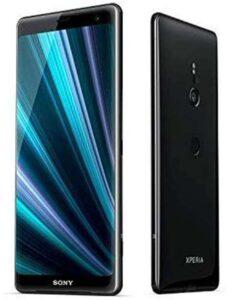Smartphone marca Sony Xperia XZ3