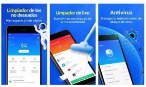 Super Clean aplicaciones para limpiar archivos de Android