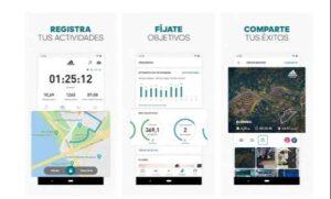 apps para correr Runtastic Adidas