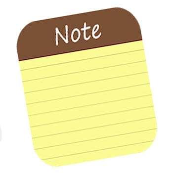 Apps para tomar notas