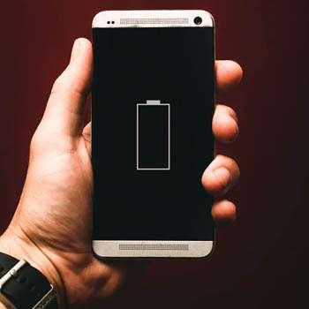 Mostrar porcentaje bateria android