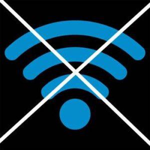 evitar que conecte a una red wifi