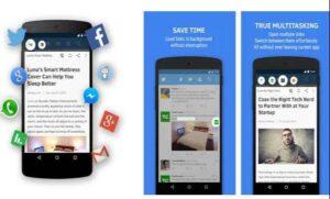 Navegador Flinx para Android