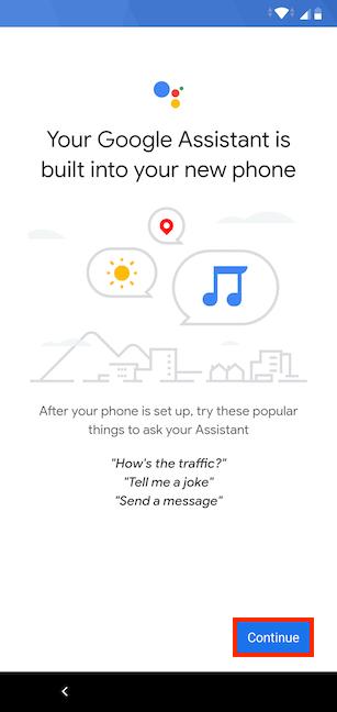como tengo que configurar una cuenta de Google en Android