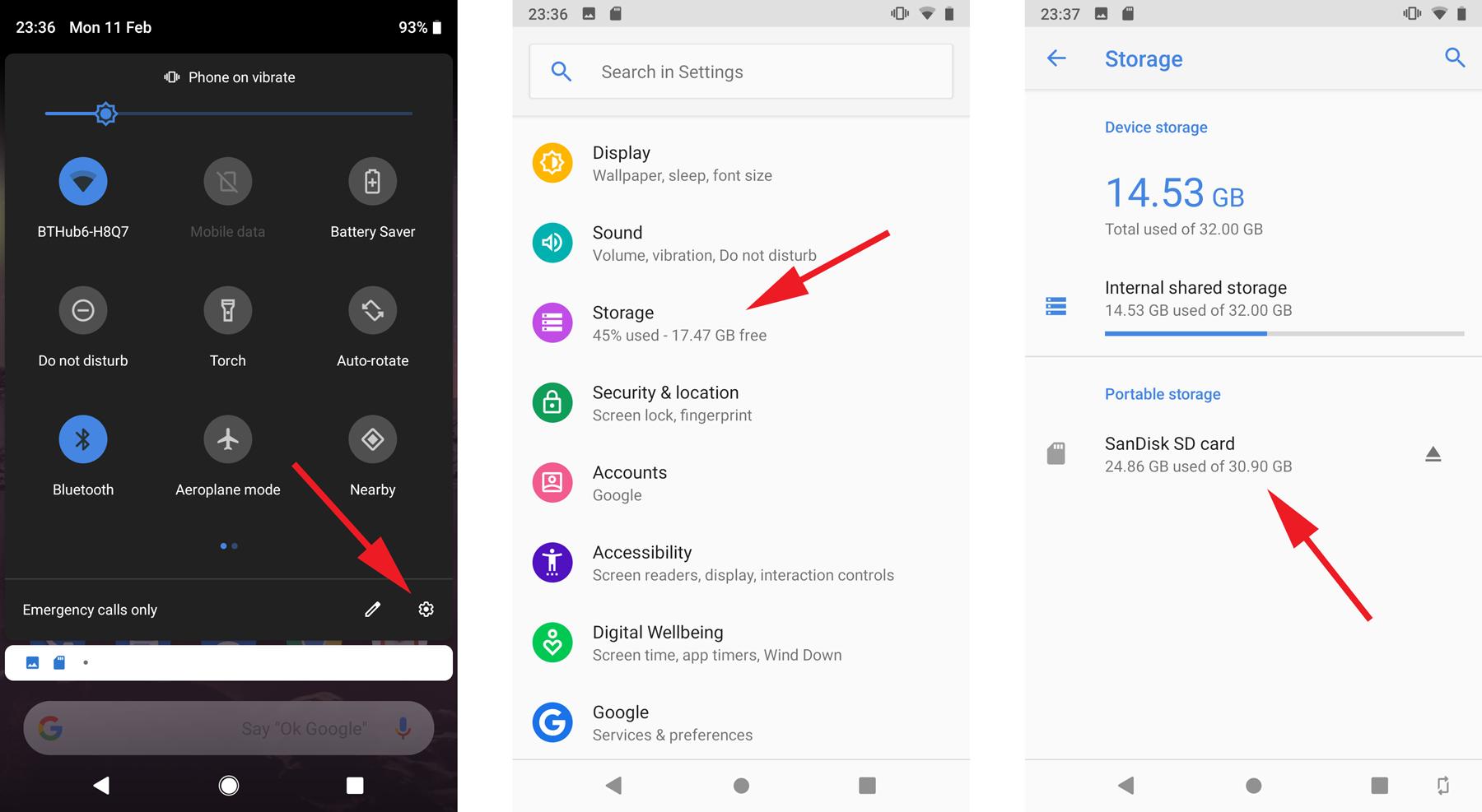 conoce Cómo acceder a la tarjeta SD en Android