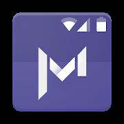 Material status bar personalizar la barra de notificación en Android