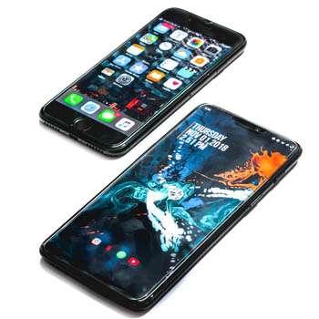 Diferencias entre iphone y android