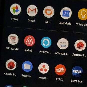 Como programar modo oscuro Android
