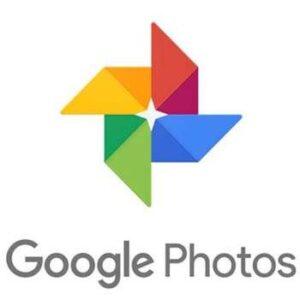 modo oscuro google photos