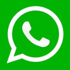 modo oscuro de whatsapp