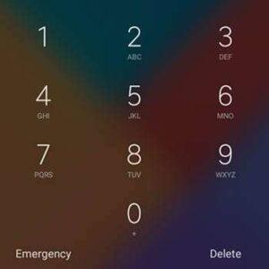 Pin desbloqueo android