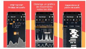 primenap app control del sueño