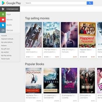 guia para principiantes google store