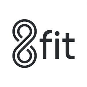Logotipo de 8fit  calistenia para Android