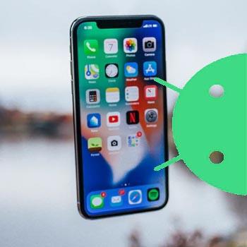 Cómo hacer que Android se vea como iOS