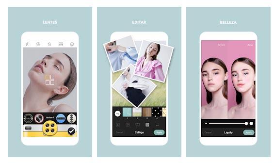 Apps para selfies perefectas