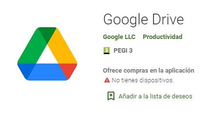 Google drive copia