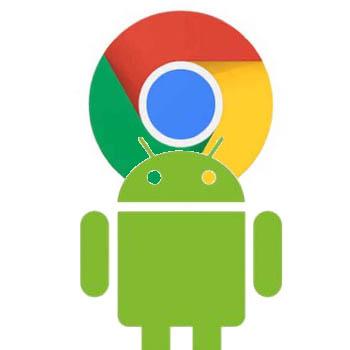 solucionar problemas chrome en android