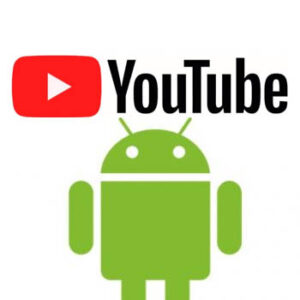 youtube no funciona en android