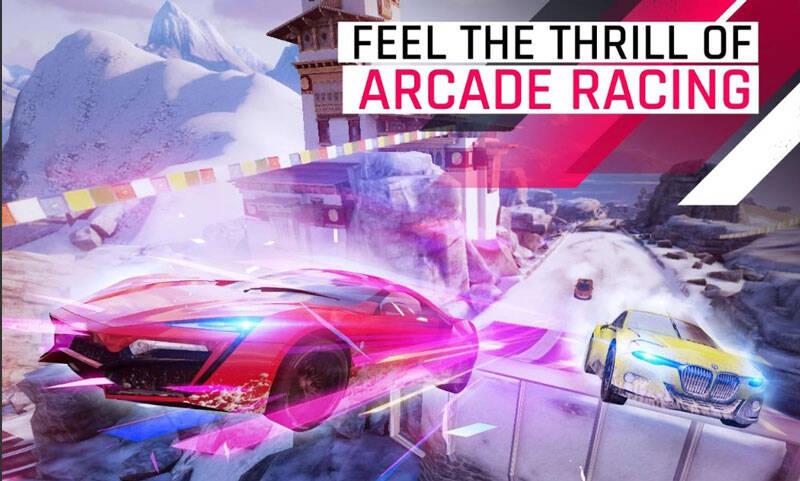 Asfalto-9 juegos de carreras de coches