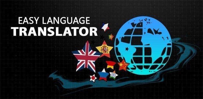 Traductor de idiomas fácil aplicaciones de traducción para Android