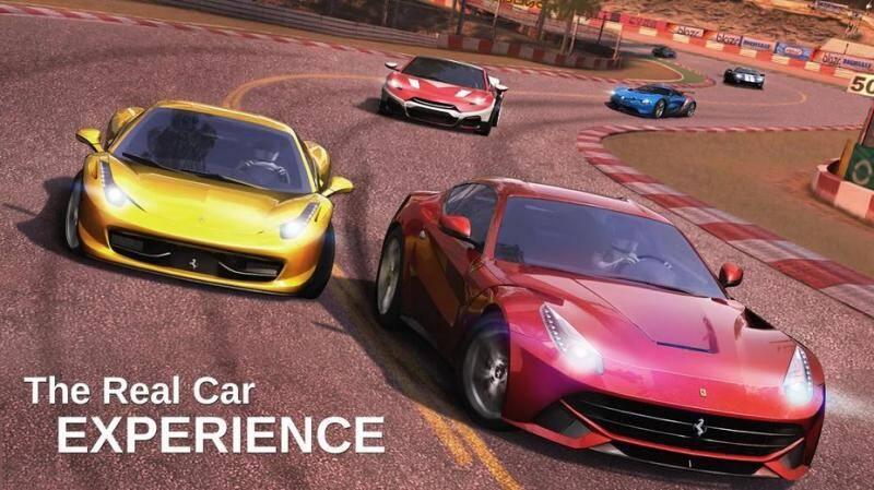 GT Racing 2 juegos de carreras de Android para móviles