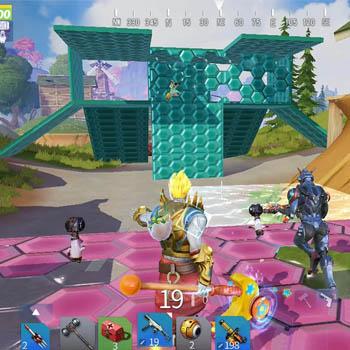 Juegos de Android similares a Fortnite