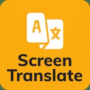 Traducir en pantalla