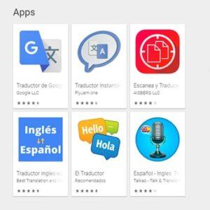 apps para traducir Android
