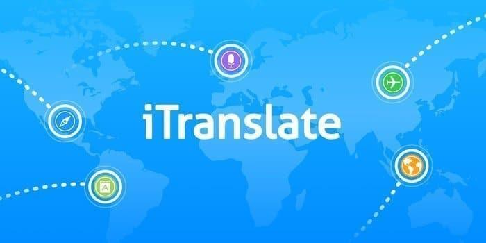 aplicaciones de traducción para Android iTranslate