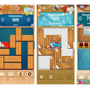 juegos rompecabezas para android