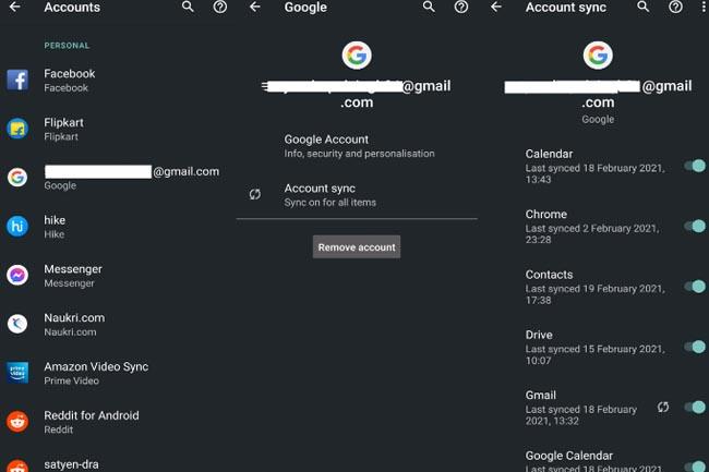 cómo recuperar contactos desaparecidos de Android