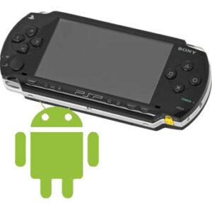Emuladores de PSP para Android