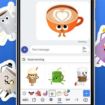 aplicaciones de teclado GIF para Android