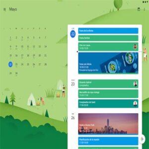 las mejores aplicaciones de calendario para Android
