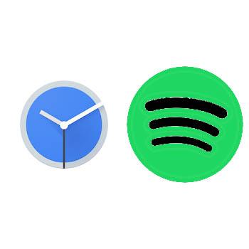 configurar una canción de Spotify como alarma en Android