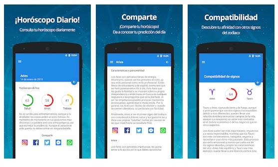 Horóscopo Diario Gratis para Android