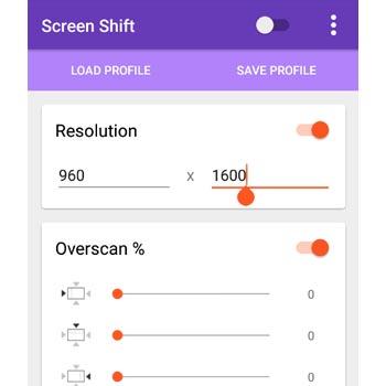 Cómo cambiar la resolución de la pantalla en Android