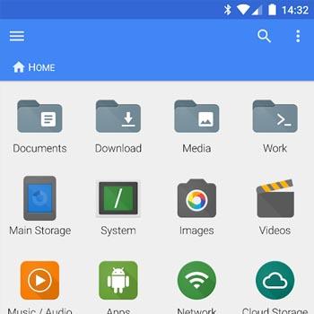 buscar y abrir archivos descargados en Android