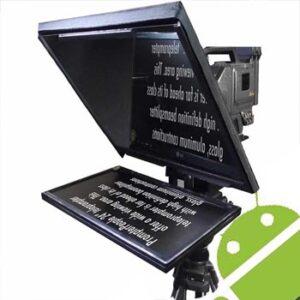 Las mejores aplicaciones de teleprompter para Android