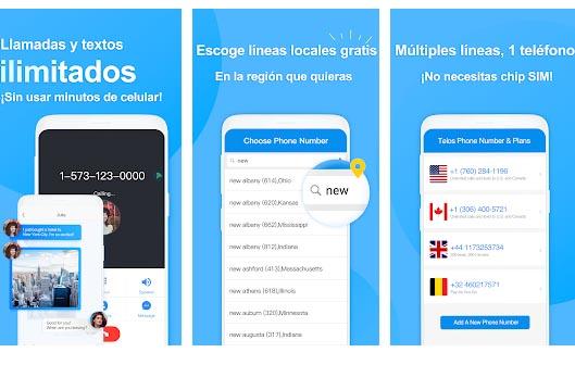 app de llamadas gratuitas para android