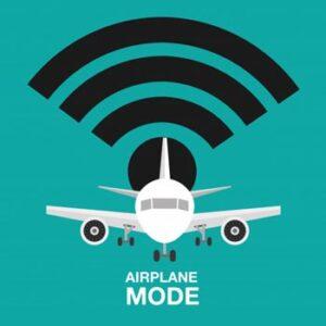 Cómo usar datos móviles en modo avión