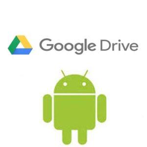 Formas de subir fotos a Google Drive desde Android