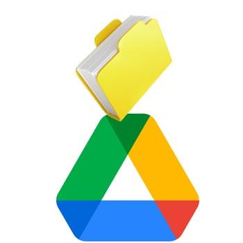 Cómo compartir carpetas archivos y documentos en Google Drive
