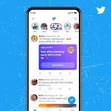 aplicación clubhouse en espacios alternativos de twitter para Android